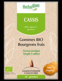 Cassis bio 24 gom - herbalgem - herbalgem -227200
