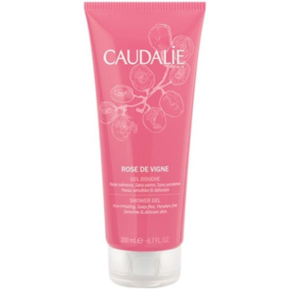 CAUDALIE Gel Douche Rose de Vigne - 200ml - Caudalie -205134