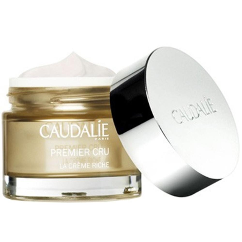 Caudalie premier cru la crème riche 50ml - 50.0 ml - premier cru - caudalie -141549