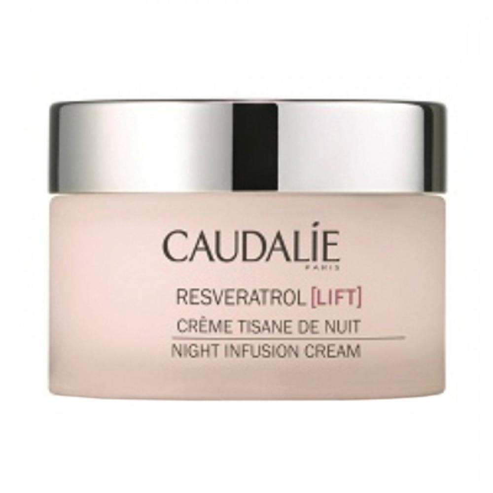 Caudalie resveratrol lift crème tisane de nuit - caudalie -203253