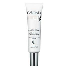 Caudalie vinoperfect crème nuit peau neuve 40ml - 30.0 ml - vinoperfect - caudalie Affine le grain de peau, Détoxifie-138812