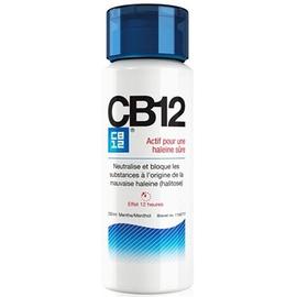 Cb12 bain de bouche - 250ml - 250.0 ml - cb12 Actif pour une haleine sûre-138690