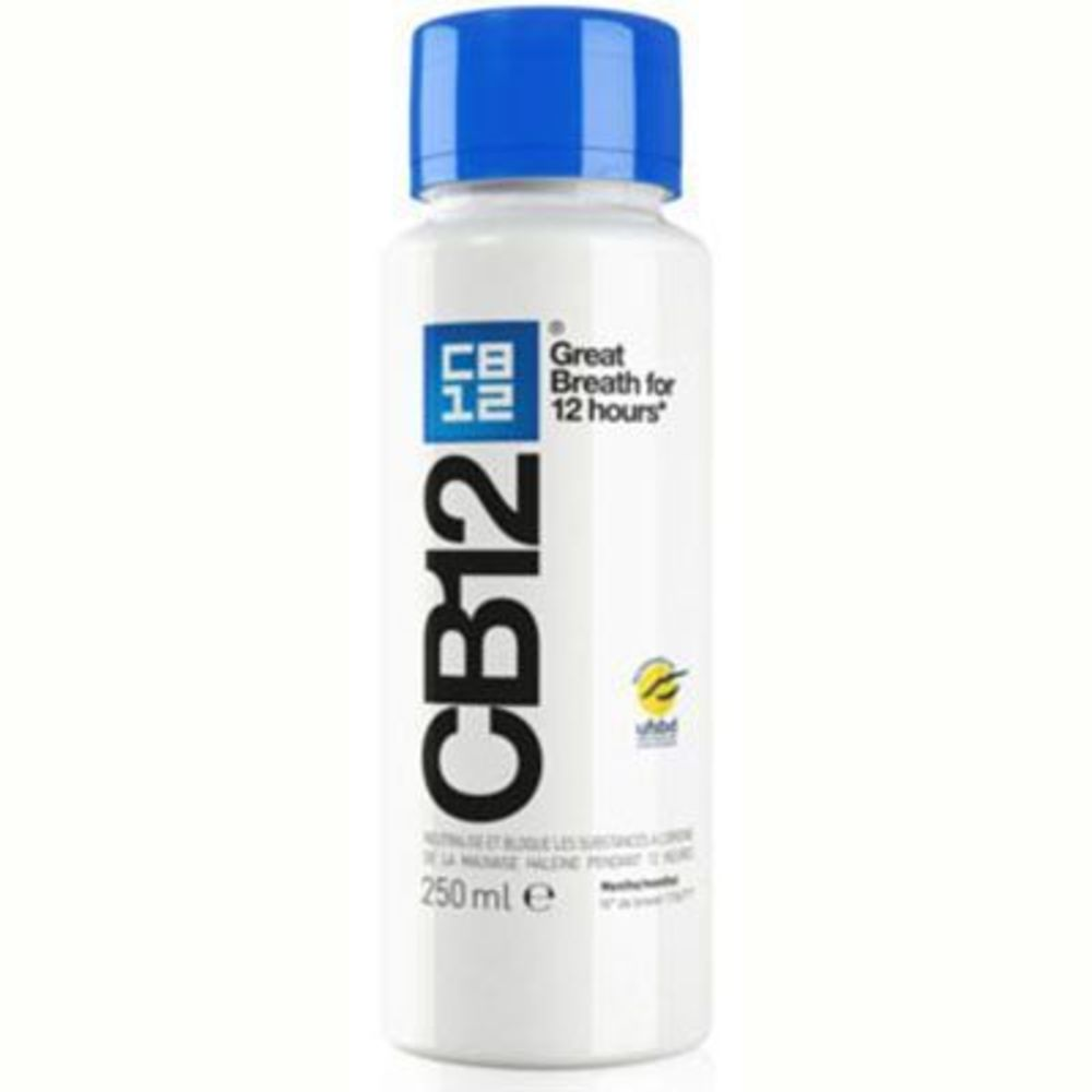 Cb12 sensitive bain de bouche 250ml - cb12 -226266