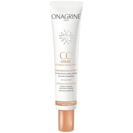 Cc crème extrême perfection - teinte dorée - onagrine -200788