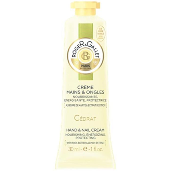 Cédrat crème mains & ongles 30ml Roger & gallet-220512