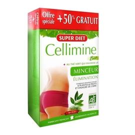 Cellimine - 20 ampoules + 10 offertes - 30.0 unites - minceur - super diet -140604
