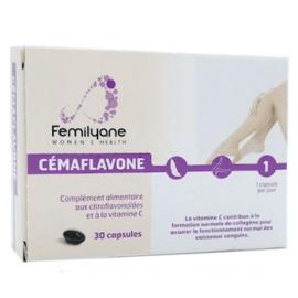 Cémaflavone 30 capsules - femilyane -211824