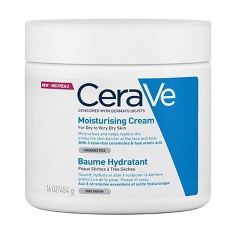 Cerave baume hydratant 454ml - cerave -219659