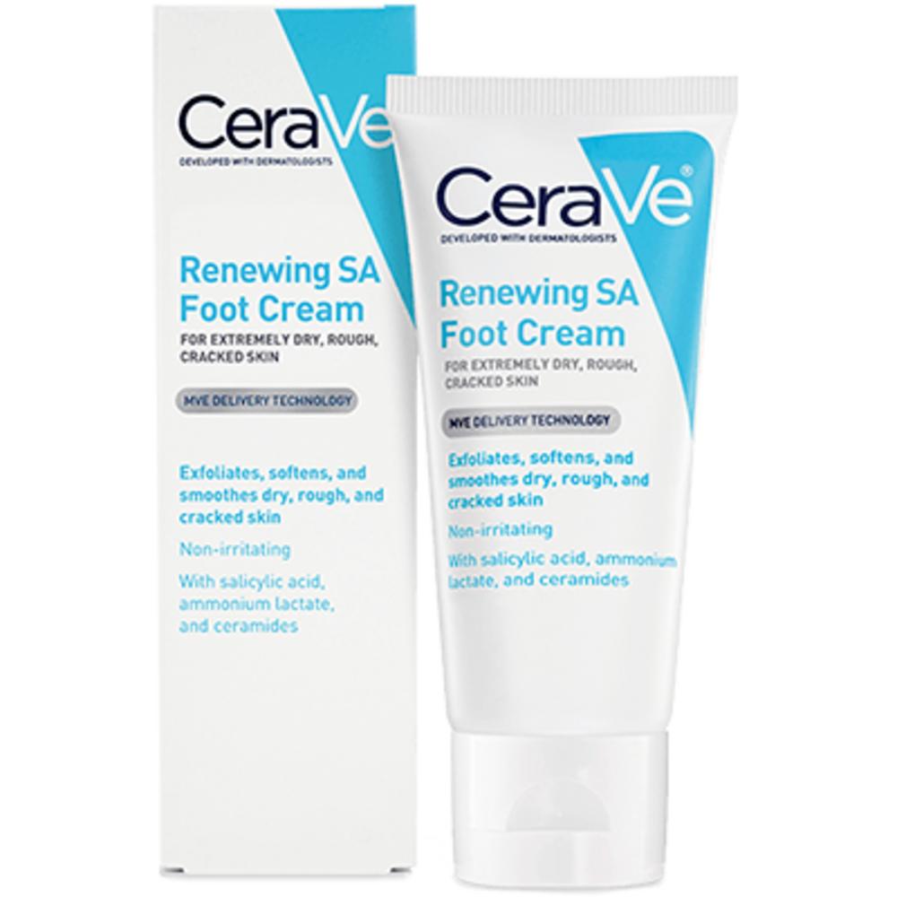 Cerave crème pieds 88ml - cerave -219664