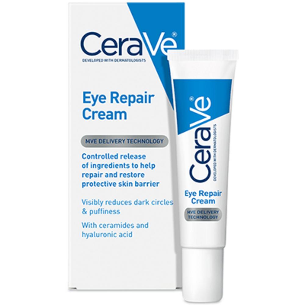 Cerave crème visage contour des yeux 14ml - cerave -219665
