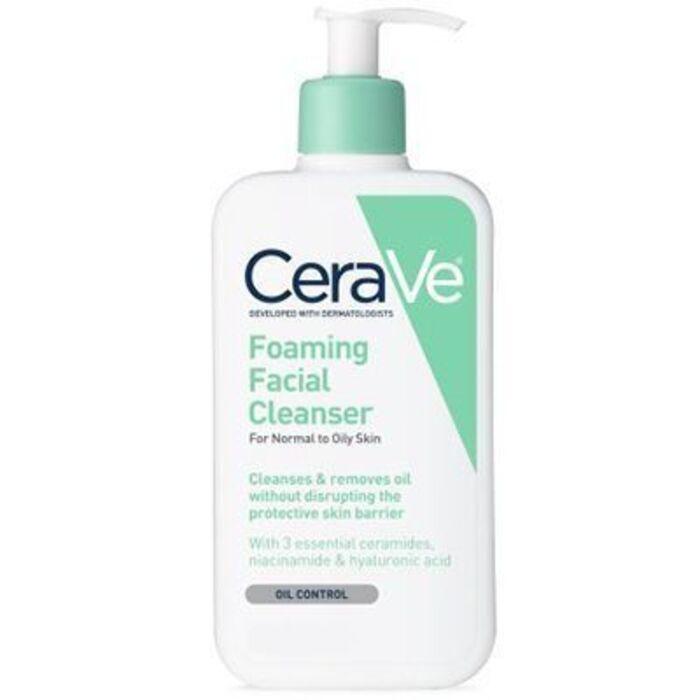 Cerave gel moussant 473ml Cerave-219667