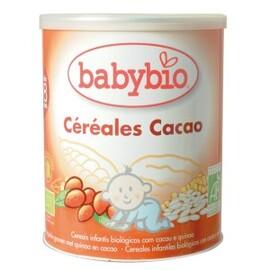 Céréales cacao bio - 220.0 g - céréales bio - babybio Dès 8 mois-14858
