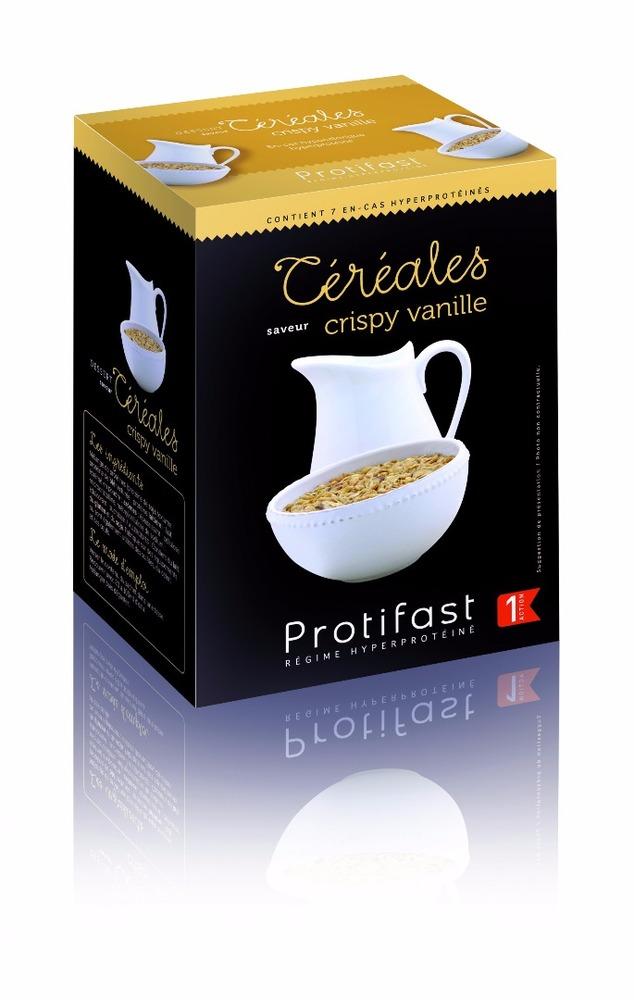 Cereales crispy x7 - protifast -191565