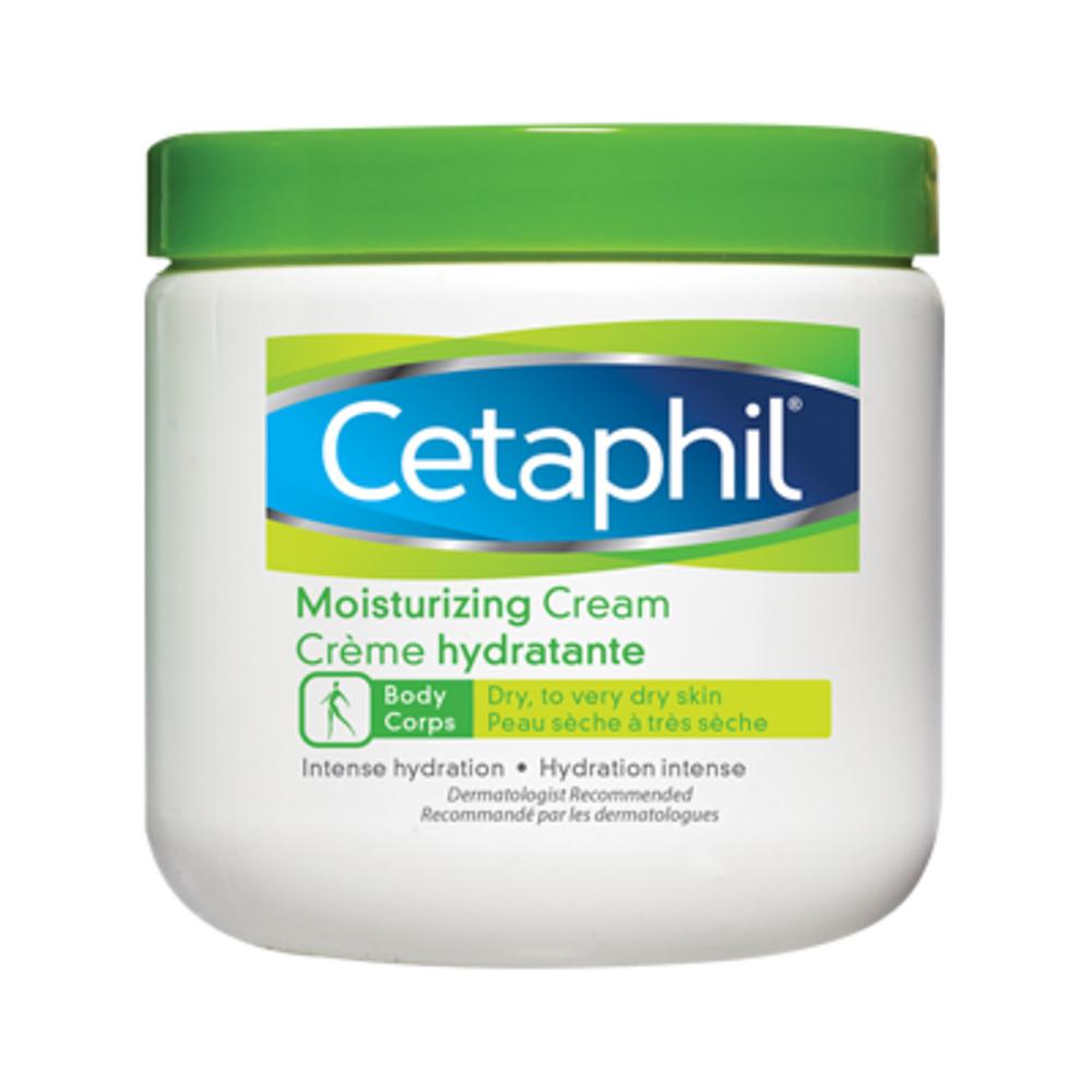 CETAPHIL Crème Hydratante Corps Peaux Sèches et Sensibles 453ml - Cetaphil -221577