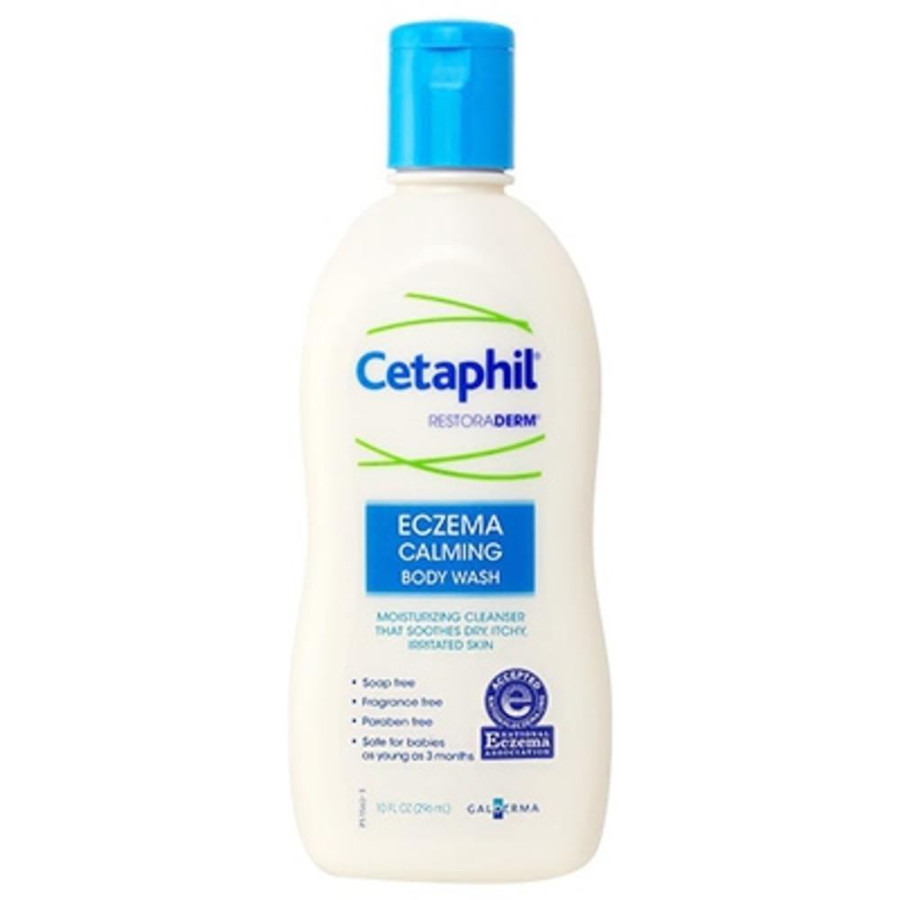 Cetaphil restoraderm nettoyant apaisant 295ml - cetaphil -201037