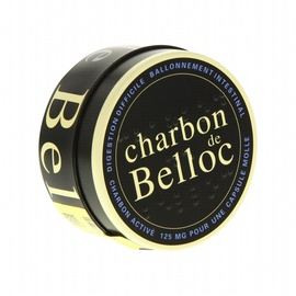 Charbon de belloc 125mg - 36 capsules - super diet -192912