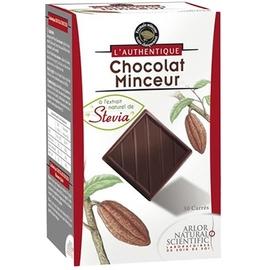 Chocolat minceur en carrés - l'authentique -198622