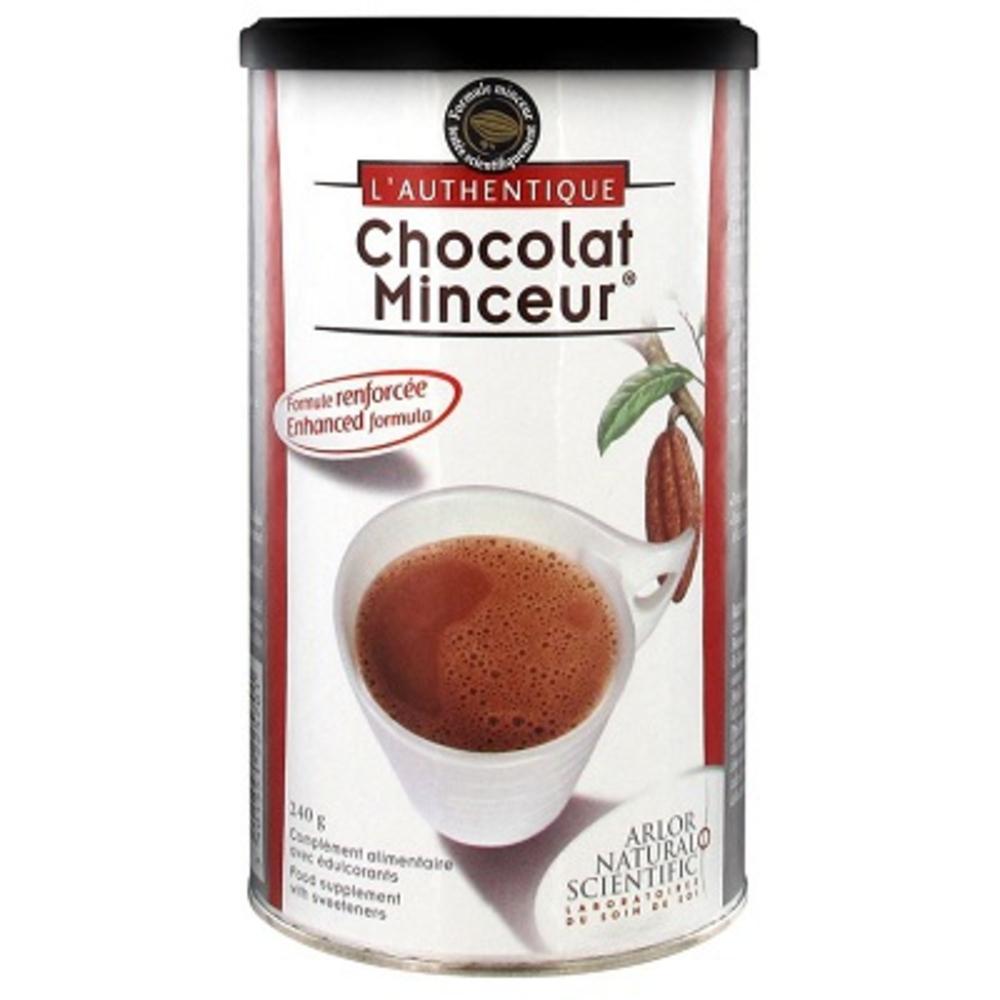 Chocolat Minceur - L'authentique -198233