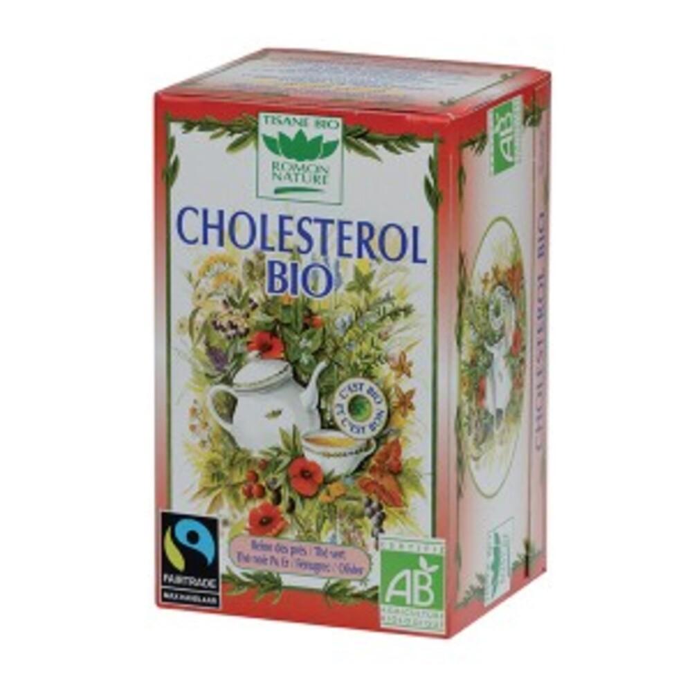 Cholestérol - 20.0 unites - tisanes complexes bio - romon nature -16163