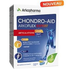 Chondro-aid arkoflex expert 90 gélules - arkopharma -214201