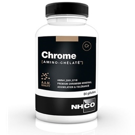 Chrome - 84 gélules - nhco -202596