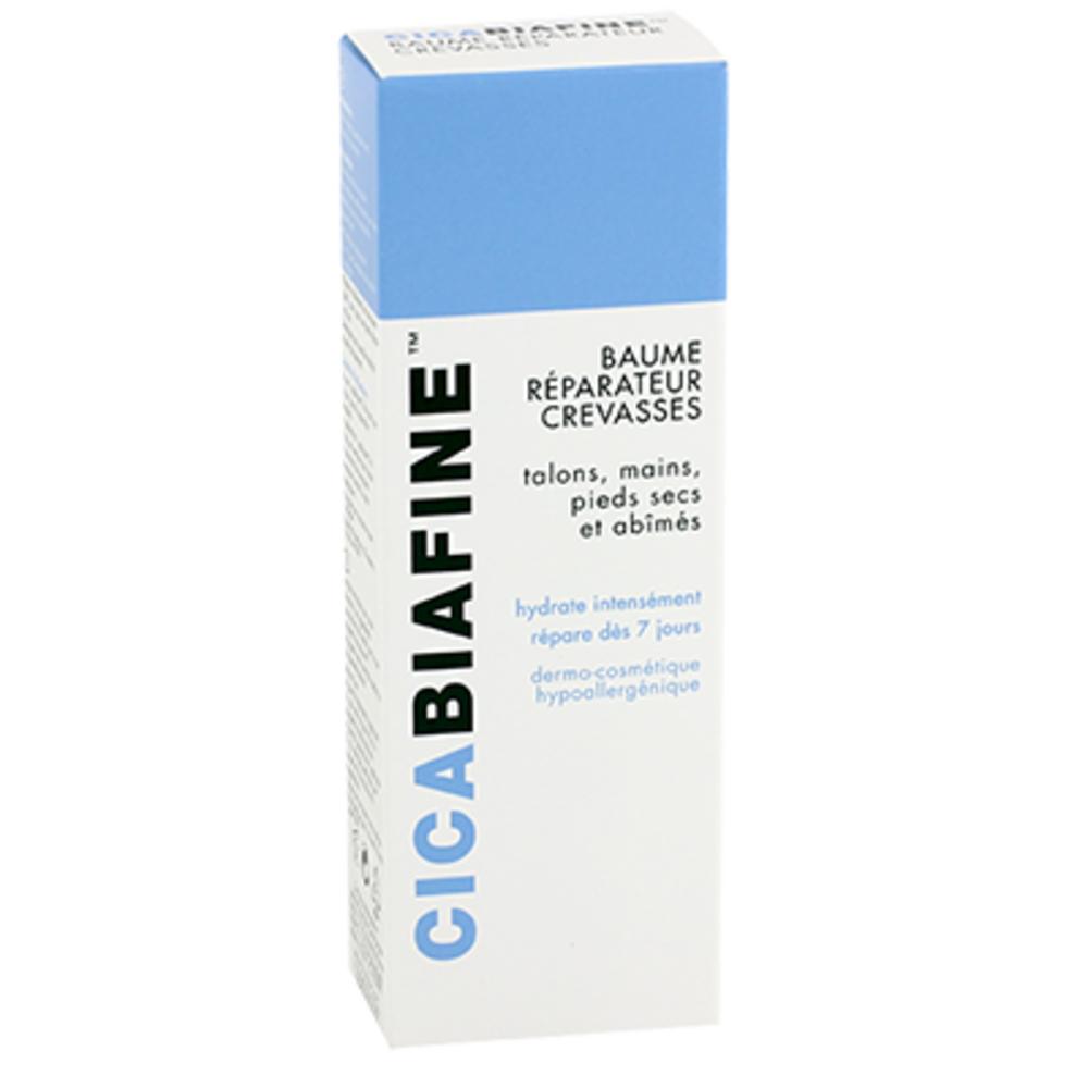 Cicabiafine baume crevasses - 50.0 ml - dermo-cosmétique - cicabiafine Talons, mains, pieds secs et abîmés-9646
