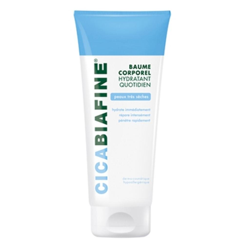Cicabiafine baume hydratant - tube 200 ml - 200.0 ml - dermo-cosmétique - cicabiafine Peaux très sèche-9644