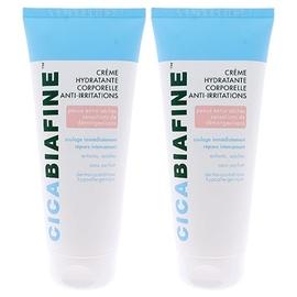 Cicabiafine crème anti-irritations - lot de 2 - 200.0 ml - dermo-cosmétique - cicabiafine -142848