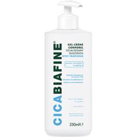 Cicabiafine gel crème corporel désaltérant quotidien 250ml - cicabiafine -221399