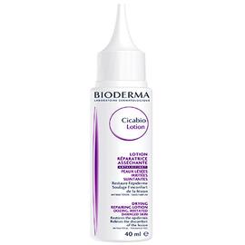 Cicabio lotion - 40.0 ml - cicabio peaux lésées, irritées - bioderma Lotion réparatrice asséchante-7203