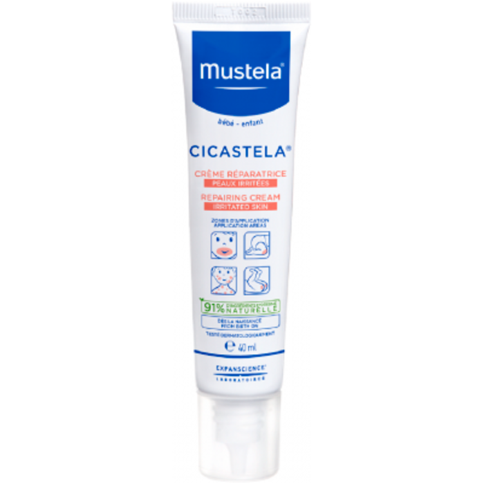 Cicastela 40ml Mustela-227318
