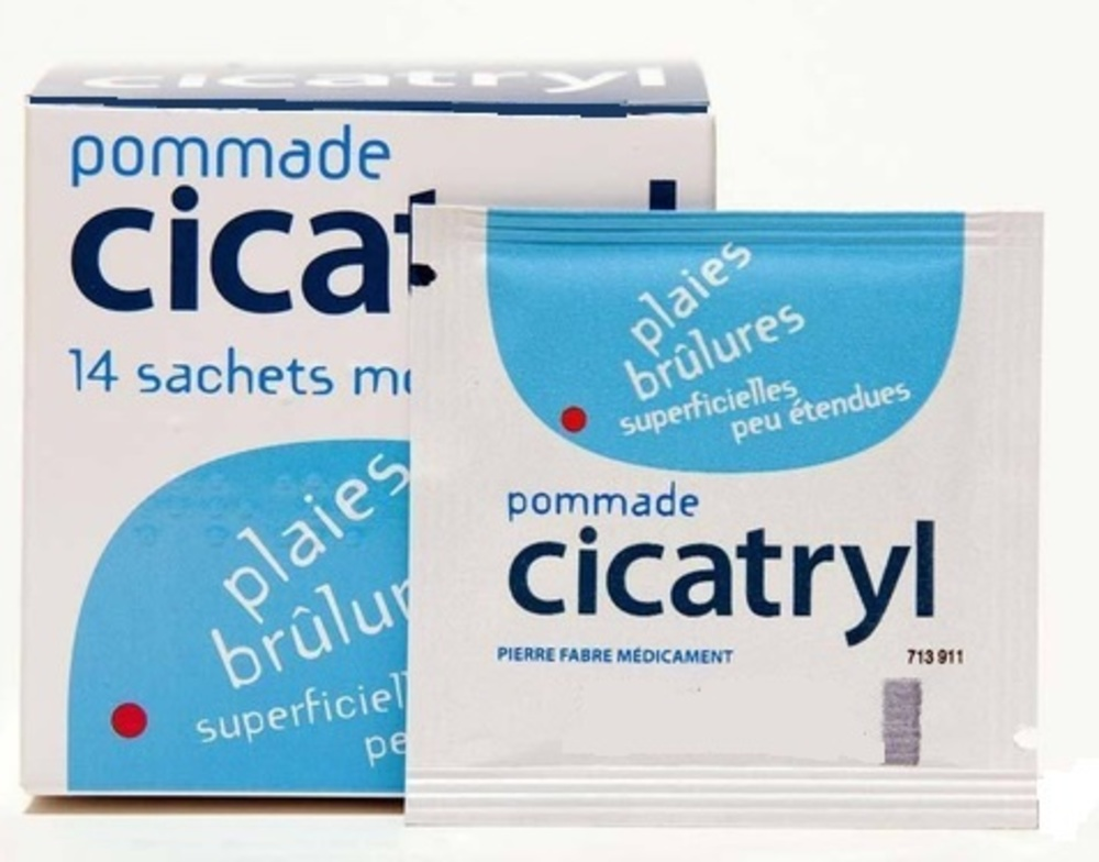 Cicatryl pommade - 14 sachets - 2.0 g - pierre fabre -192959