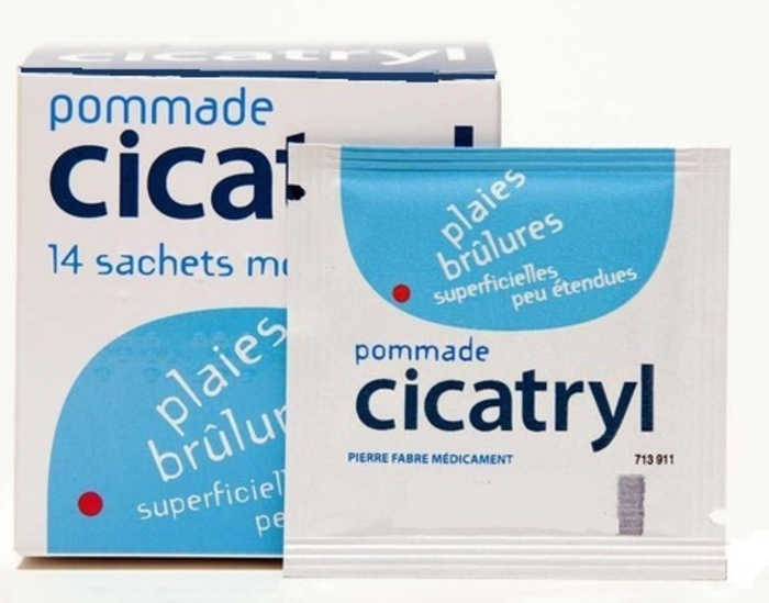 Cicatryl pommade - 14 sachets Pierre fabre-192959