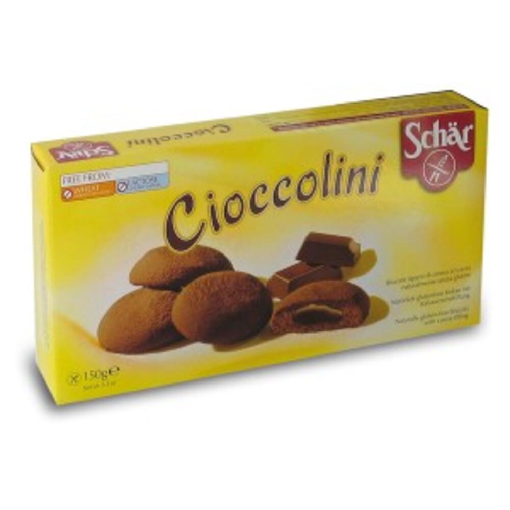 Cioccolini, biscuits fourrés à la crème au cacao -... - divers - schar -138182