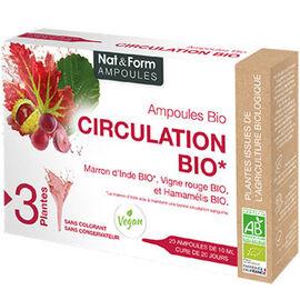 Circulation bio ampoules bio - nat & form -223708