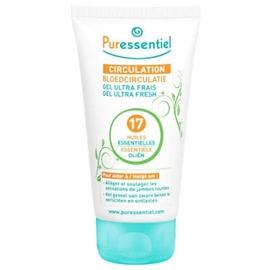 Circulation gel ultra frais - 125.0 ml - circulation - minceur - puressentiel -130434