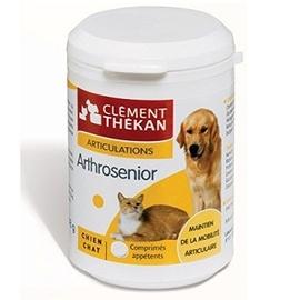 Clément thékan arthrosenior chien 60 comprimés - 60.0 unites - compléments alimentaires - clement-thekan Mobilité chient et chat-10314