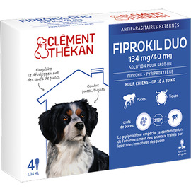 Clement thekan fiprokil duo chien 10-20kg - clement-thekan -205118