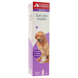 Clément thékan soin des oreilles - 100.0 ml - soins des yeux et des oreilles - clement-thekan Chien et chats-10303