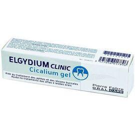 Clinic cicalium gel 8ml - elgydium -221340
