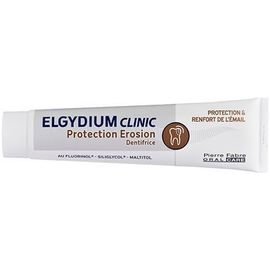 Clinic dentifrice protection erosion 75ml - elgydium -223486