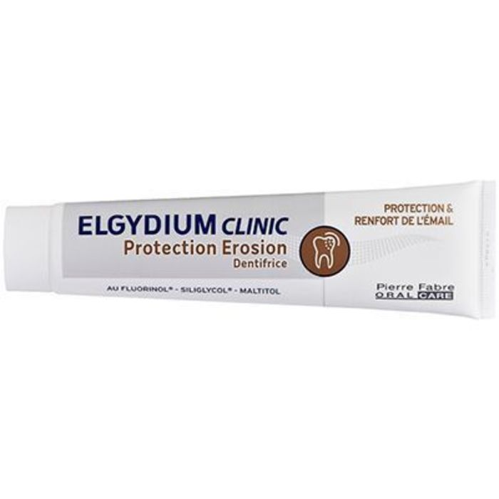 Clinic dentifrice protection erosion 75ml Elgydium-223486