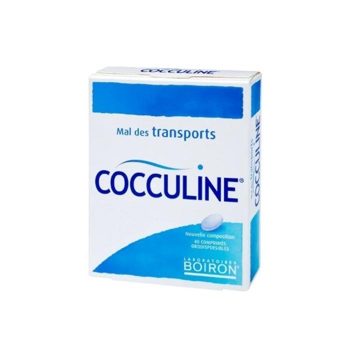 Cocculine comprimés orodispersibles Boiron-192648