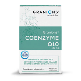 Coenzyme q10 120mg - granions -197650