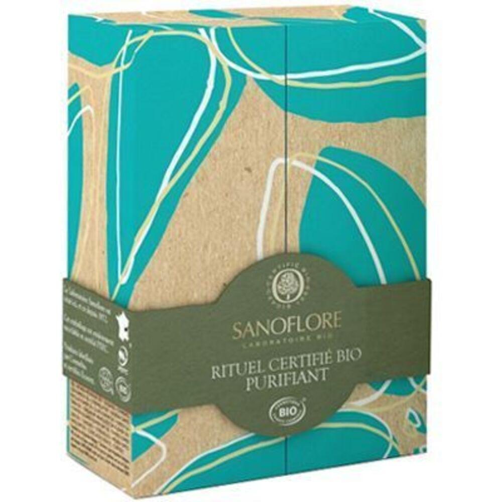 Coffret crème magnifica Sanoflore-223158