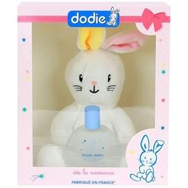 Coffret eau de senteur et doudou lapin rose - 50.0 ml - dodie -210553