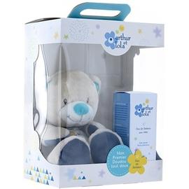 Coffret ourson bleu - arthur et lola -205740