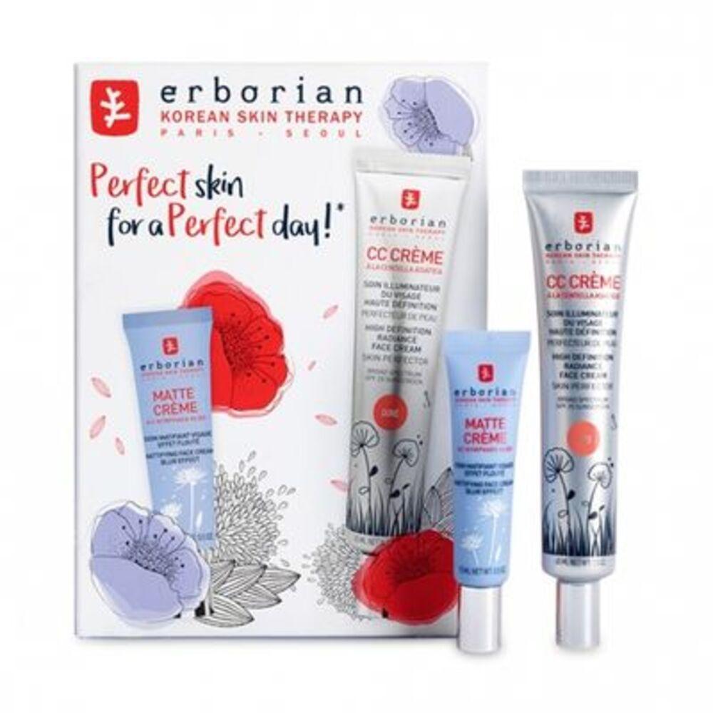 Coffret perfect skin for a perfect day Erborian-223059