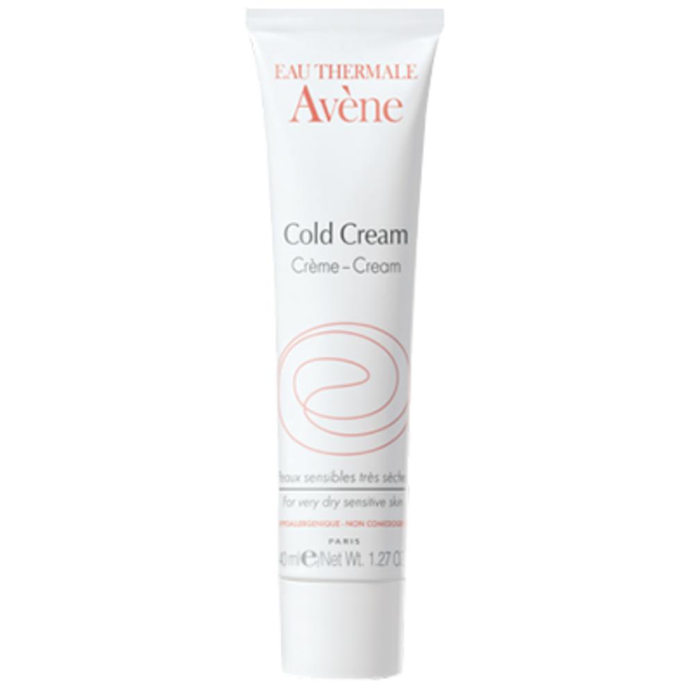 Cold cream crème - 40 ml - avène -81554