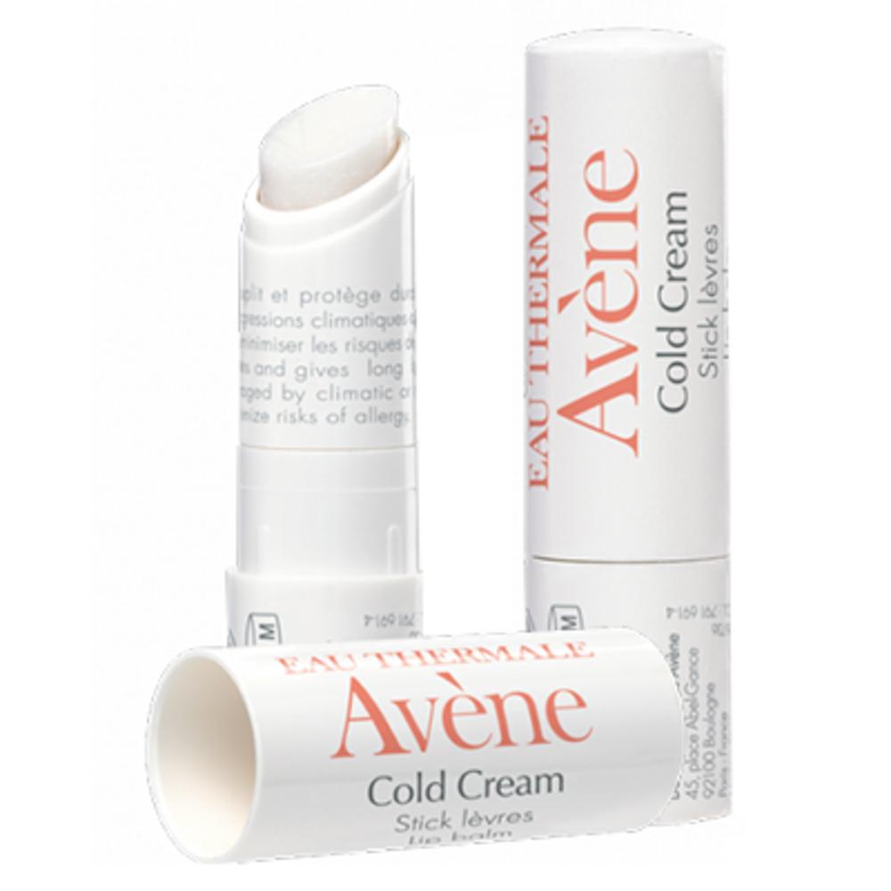 Cold cream stick lèvres - lot de 2 - avène -196853